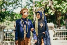 Wedding of Andhika & Dina by Mediakarta wedding