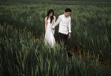 Pre-Wedding of S&A by tepuktangan.id
