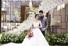 Wedding Guest Room & Indoor Phototaking by Holiday Inn & Suites Jakarta Gajah Mada