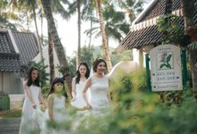 Oswald & Angel Wedding Preparation at Arya Duta by GoFotoVideo