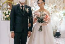 Ayana Jakarta | Intimate Harris & Prisca by diskodiwedding