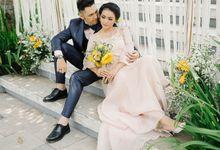 Chyntia & Adhie Wedding by Monokkrom