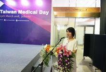 Taiwan Medical Day 2018 by MC Mandarin Linda Lin