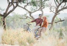 Prewedding Disti & Rhema by Amphoto