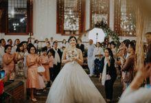Wedding of Andre & Bella by Elina Wang Bridal