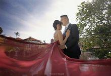 Prewedding Nusa Dua Bali by randomfotografi