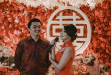 Sangjit Of Stefanus & Gracia by Ozul Photography