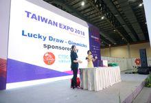 Taiwan Expo 2018 by MC Mandarin Linda Lin