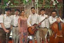 Wedding Of Anto & Ika by Luxe Voir Enterprise