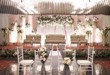 Maysitha & Rifqi Wedding At Bogor Lakeside by Fiori.Co