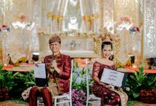 Gedung Granadi Ghina & Rizal Wedding by Get Her Ring