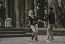 Prewedding Olive & Fahrul by Vexia Pictures