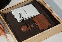 ThenBlank (Drey Keywallet, Memorizing Keychain, Mirror Reflection) by TJIJERAHMADE
