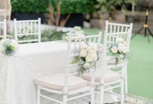 Andyka & Amelia Wedding at Calathea Terrace by The Imperium