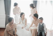 Chendrata & Christine Wedding by Flawless Pictures