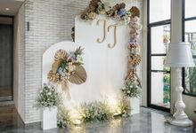 The Wedding Of J & J by GLORIOSA DECORATION