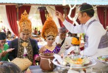 Artha and Dina Traditional Balinese Wedding Ceremony by Taman Prakerti Bhuana