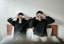 Prewedding Giska & Biondi by airwantyanto project