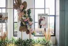 The Wedding Of J & J by GLORIOSA DECORATION