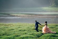 Hanna & Julius Pre Wedding by Monokkrom