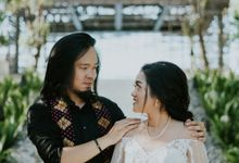 Tommy & Mita Alila Uluwatu Akad Ceremony by Lentera Wedding