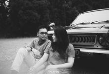Prewedding of Elfira & Theo by Platoo