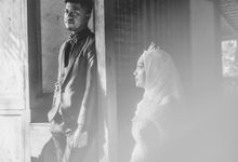 Aisyah & Syaeful Pre Wedding by Monokkrom