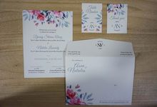 Asen & Natalia Wedding Invitation by Paperstory