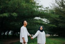 Mega & Alip Prewedding Session by martialova photoworks