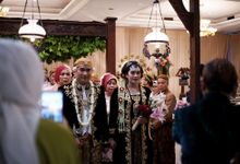 hani & danu resepsi by Our Wedding & Event Organizer