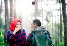 Pre - Wedding Fitri & Idad by LZ Service
