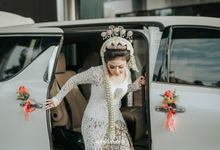 GEDUNG ANTAM WEDDING OF WINNIE & ANAS by alienco photography