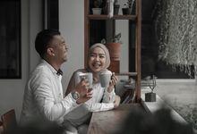 Pre Wedding W & C by Lintang Rinukti