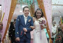 Wedding of Dessyre & Vinnie by Divine Production