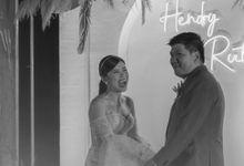 Hendri & Ruth Wedding by Golf Graha Famili