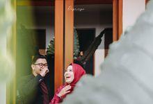 Pre Wedding of  Laras & Rizky by Laguna Park