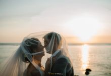 Beach Side Wedding of Anna & Gavin by KIOKU VISUAL