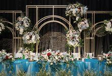 Kenny & Felicia Wedding At Ramayana Kempinski by Fiori.Co