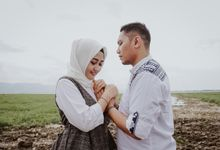 Prewedding Alan & Dein by Framemax Pictures
