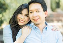 Acy & Joy Engagement Session by Rule of Thirds by Jr Salonga Photography