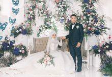 The Wedding of Wahyu & Novita by Arisma Event Management