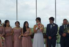 Michael & Casper Wedding by Ungasan Bay View Hotel & Convention Bali