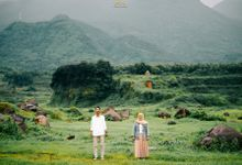 Mega & Alip Prewedding Session II by martialova photoworks