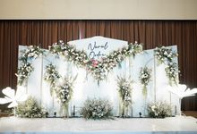 The Wedding of Nurul & Qodri at Horison Hotel by Decor Everywhere