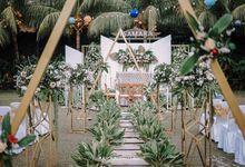 Wedding Sherly & Andry by Tsamara Resto