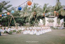 Wedding Andry & Sherly - 12 Sept 2020 by Tsamara Resto