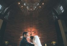 Pemberkatan Ryo & Candy at Gereja Stella Maris Pluit by GoFotoVideo