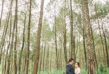 Prewedding Anton & Lina by Cheers Photography