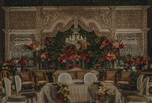 A WEDDING AT DHARMAWANGSA by AIRY