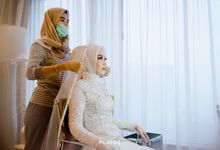 The Wedding Of Fadhilla & Agustian by Platoo